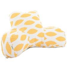 Alli Cotton Bed Rest Pillow