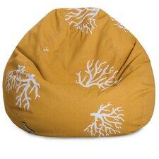 Coral Bean Bag Chair