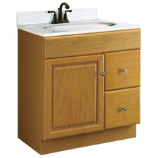 "Claremont 30"" Single Bathroom Vanity Base"