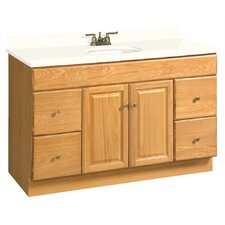 "Claremont 48"" Bathroom Vanity Cabinet"