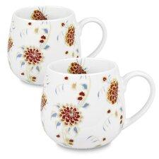 14 oz. Beautiful She Says Mug (Set of 2)