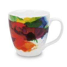 """14 oz. """"On Color!"""" Mug (Set of 4)"""