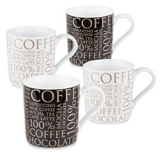 12 oz. Mug (Set of 4)