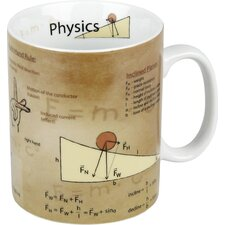 Gift for All Occassions Physics Mug (Set of 4)