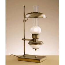 """Rustik Farwest 19.75"""" H Table Lamp with Bowl Shade"""