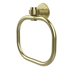 Continental Wall Mounted Towel Ring with Dotted Detail