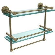 "Waverly Place 16"" x 12"" Bathroom Shelf"