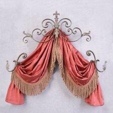 "Casa Artistica Fleur 29"" Curtain Valance"