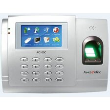 Fingertec Biometric Time and Attendance System