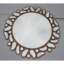 Round Drop Mirror