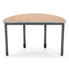 Mesa Series Half-Round Training Table