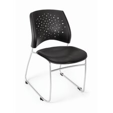 Stars and Moon Stacking Chair (Set of 4)