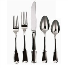 Alsace 4 Piece Flatware Set with Hollow Knife