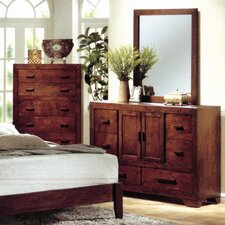 Avery Panel Customizable Bedroom Set