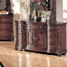 Corina Customizable Bedroom Set