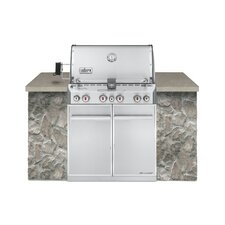 Summit® S-460™ LP Gas Grill