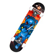 "Punisher Puppet 31"" Complete Skateboard"