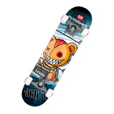 "Punisher Guilty 31"" Complete Skateboard"
