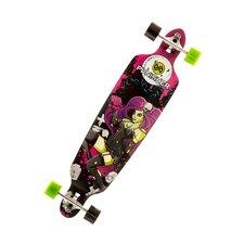 "Punisher Zombie 40"" Complete Skateboard"