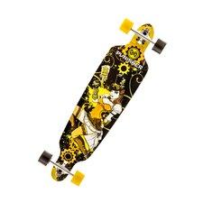 "Punisher SteamPunk 40"" Complete Skateboard"