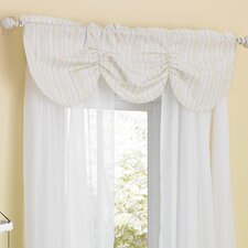 "Zen Garden 44"" Window Curtain Valance"