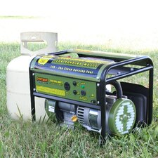2,000 Watt Liquid Propane Generator with Recoil Start