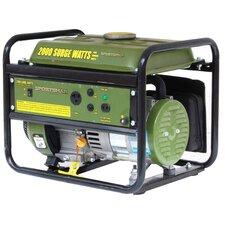 2,000 Watt Gasoline Generator with Recoil Start