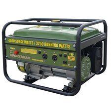 4,000 Watt Gasoline Generator with Recoil Start