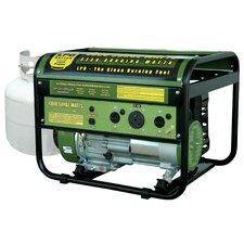 4,000 Watt Liquid Propane Generator with Recoil Start