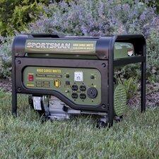 4,000 Watt Gasoline Portable Generator