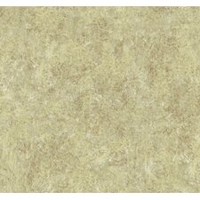 "Texture Portfolio 27' x 27"" Weathered Fresco Wallpaper"