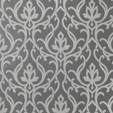 "Candice Olson Shimmering Details 27' x 27"" Dazzled Damask Wallpaper"