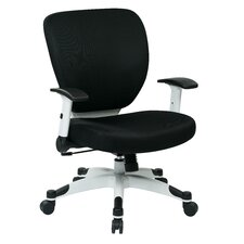 Pulsar Mesh Managers Hight Back Chair with Height Adjustable Flip Arms