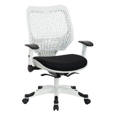 Pulsar Mid-Back Mesh Manager Chair with Height Adjustable Flip Arms