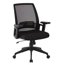 Work Smart High-Back Mesh Office Chair