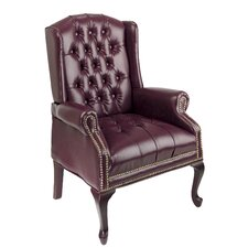 Traditional Queen Ann Style Chair