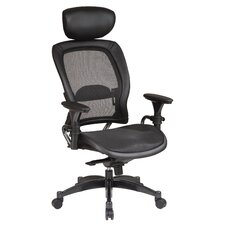 SPACE Matrex High-Back Conference Chair with Arms
