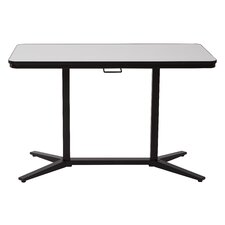 Pro-Line II Height Adjustable Table Desk with Dry-Erase Top