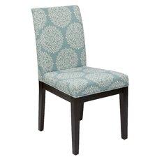 Ave Six Dakota Side Chair in Blue