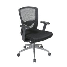 ProGrid High-Back Chair with Adjustable Arms