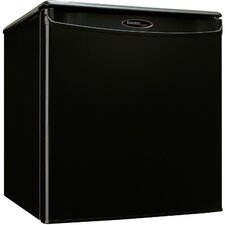 Compact 1.7 cu. ft. Compact Refrigerator