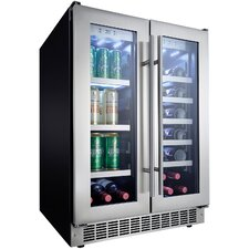 Silhouette 4.7 cu. ft. Beverage Center