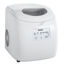 "Danby 12"" 25 lb. Portable Ice Maker"