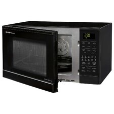 Carousel 0 9 Cu Ft 900w Countertop Convection Microwave Oven