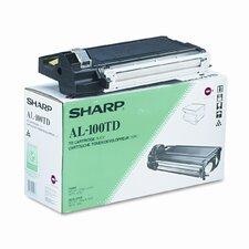 AL100TD Laser Cartridge, Black