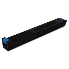 MX27NTCA Laser Cartridge, Cyan