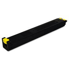 MX27NTYA Laser Cartridge, Yellow