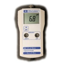 Meter With 2 Point Manual Calibration