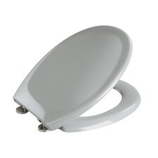 Premium WC-Sitz Ottana in Hellgrau