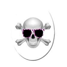WC-Sitz Skull
